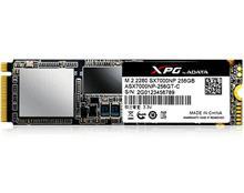 ADATA XPG SX7000 256GB PCIe Gen3x4 M.2 2280 Solid State Drive